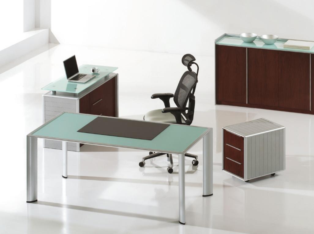 Shale Series – Executive Desk 02