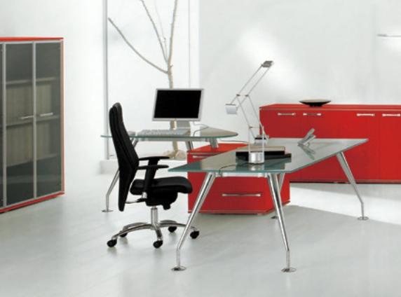 Tomas Series – Executive Desk 01