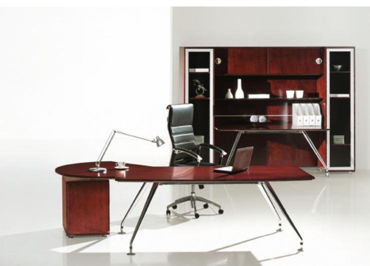 Tomas Series – Executive Desk 02