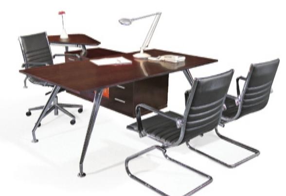 Tomas Series – Executive Desk 03