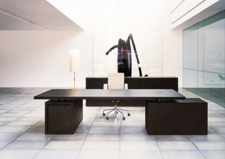 Wisdom Series – Executive Desk 01